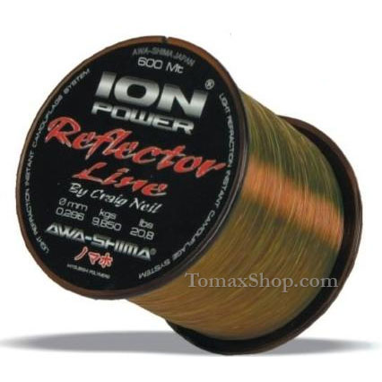 ION POWER REFLECTOR 600m. 0.220, влакно