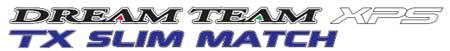 DREAM TEAM XPS TX SLIM MATCH 9.50m., щека, пълна окомплектовка
