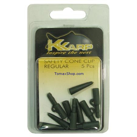 K-KARP SAFETY CONE CLIP REGULAR, клипс