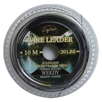 CAPTURE WIRE LEADER 15 Lbs., ����� �� ����