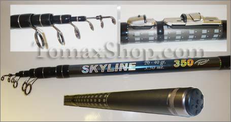 TOMAX SKYLINE 20-40gr., риболовен прът