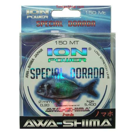 ION POWER SPECIAL DORADA 150m. 0.35, влакно