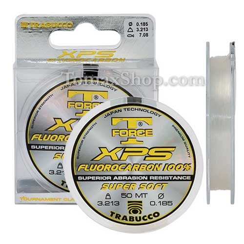 T-FORCE XPS FLUOROCARBON 50m., влакно, флуорокарбон
