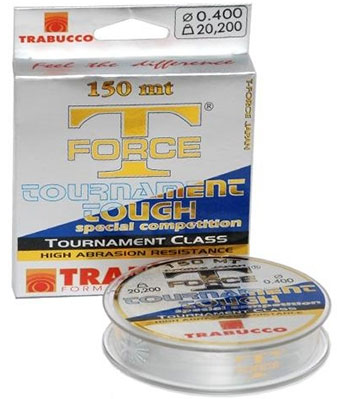 TRABUCCO T-FORCE TOURNAMENT TOUGH 150m. ., влакно