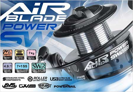 Trabucco Airblade Power SW