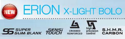 TRABUCCO ERION X-LIGHT BOLO 5.00m, въдица болонезе