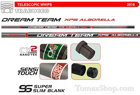 TRABUCCO DREAM TEAM XPS ALBORELLA, �������� ������