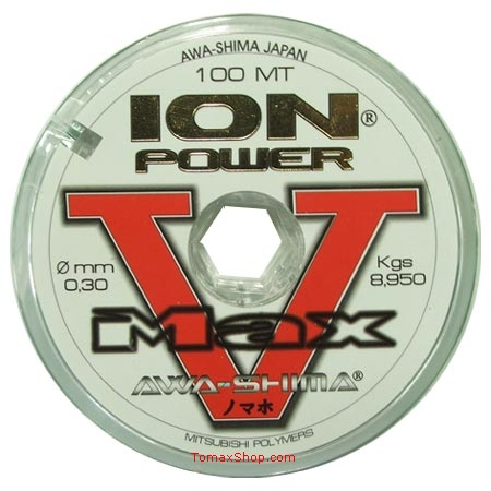 ION POWER V-MAX 100m 0.28, влакно