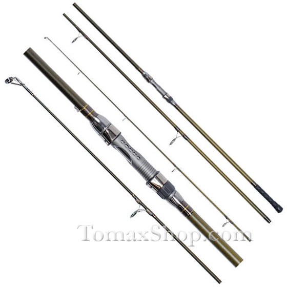 AWAS BRILLANTINIUM CARP 3.5Lb 13ft 3.90m, шарански прът, 3 части
