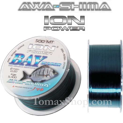 ION POWER BAY SENSOR 500m. 0.50, влакно