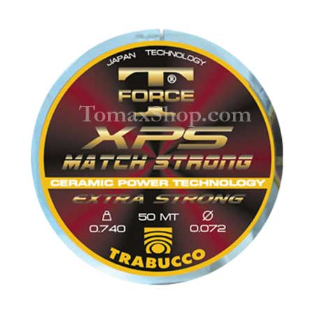 T-FORCE XPS MATCH STRONG 50m., влакно