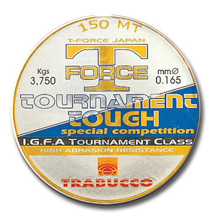 T-FORCE TOURNAMENT TOUGH 150m. 0.106-0.35, влакно